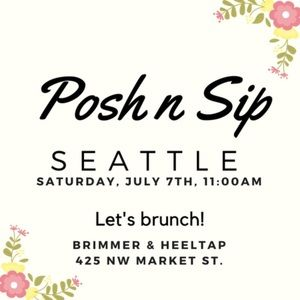 Other - 🎉THANK YOU FOR JOINING: Posh n Sip🎉